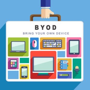 bring your own device byod security management